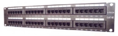 CAT 5E UTP 48 Port Patch Panel