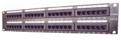 CAT 6 UTP 48 Port Patch Panel