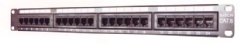 CAT 6 UTP 24 Port Patch Panel